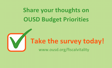 Take the Budget Survey