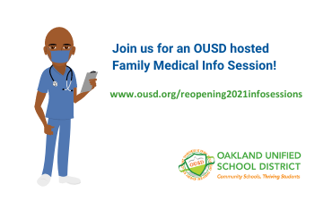 Family Medical Info Session
