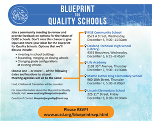 blueprint for quality schools