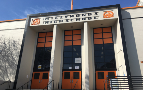 McClymonds High Temporarily Closed