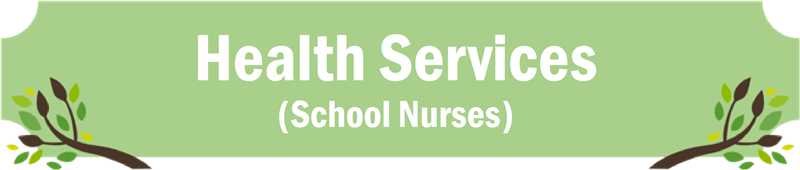 Health Services (school nurse) graphic