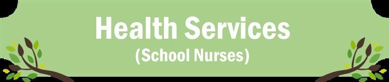 Health Services (school nurse) graphic