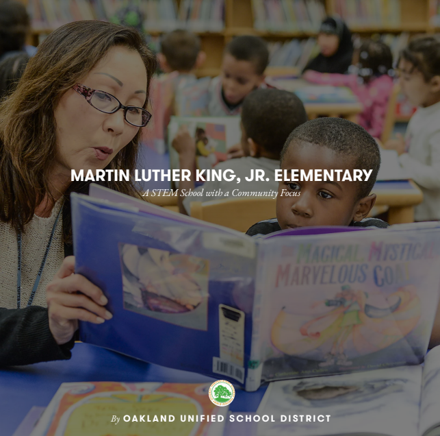 Martin Luther King, Jr. Elementary - A STEM School with a Community Focus
