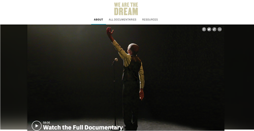 We Are the Dream documentary image