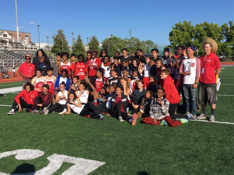 Track & Field Teams are 2017 OAL Champions