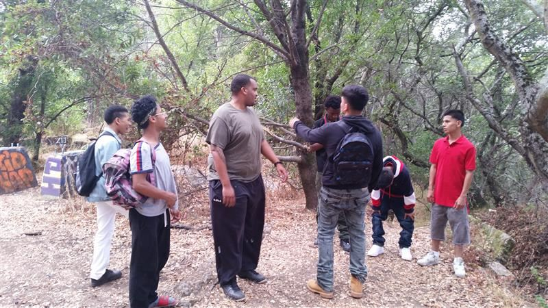 Young Men's Group: Hike
