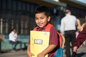 TK Student Ready for School