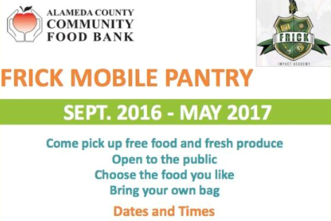 2017-2018 Mobile Food Pantry Schedule
