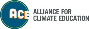 ACE Aliance for Climate Education logo