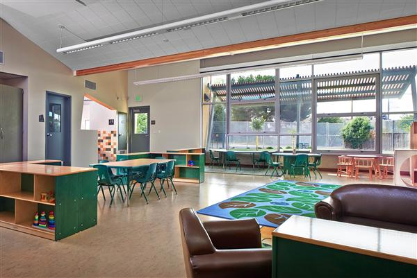 Classroom with Daylighting