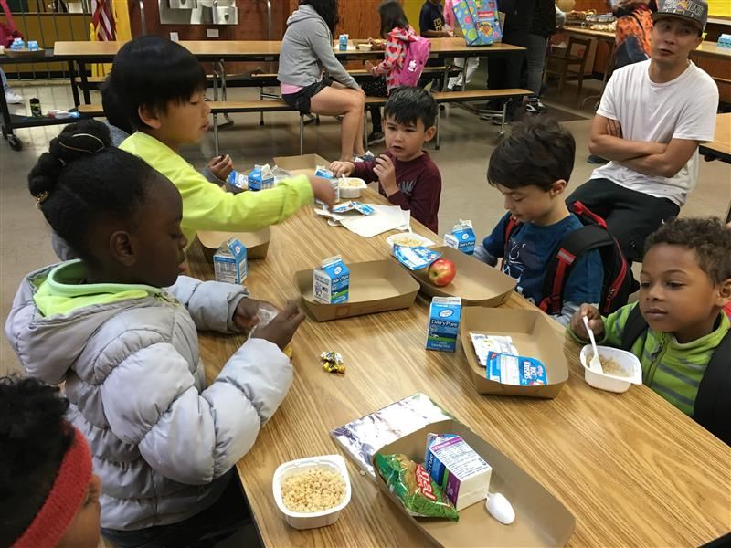 Free Breakfast and Lunch for All Cleveland Students