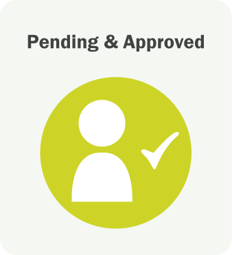 Pending & Approved