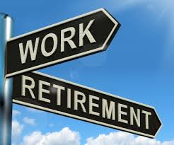 work retirement signs