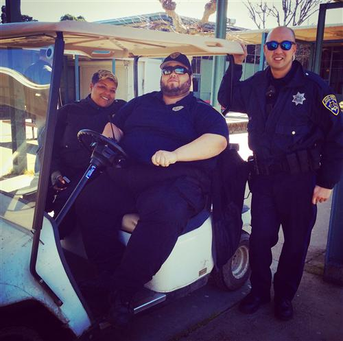 Police Services: Ride Along with Officer Lam and Skyline's School Site Officers