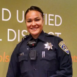 New Police Officer Brings Olympic Experience