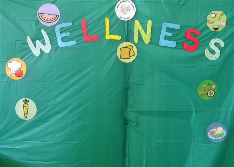 Wellness Champs Improve School Communities