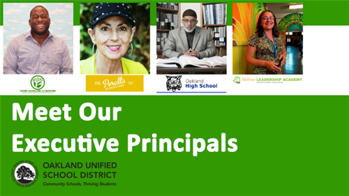 Click to Read More about Each Principal!