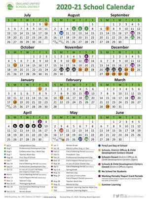 Mcps Calendar 2021-22 School Year Calendar / 2020 21 School Year Calendar