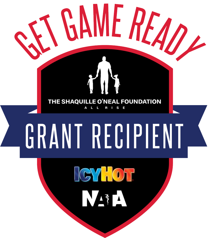 Get Game Ready Grant Recipient