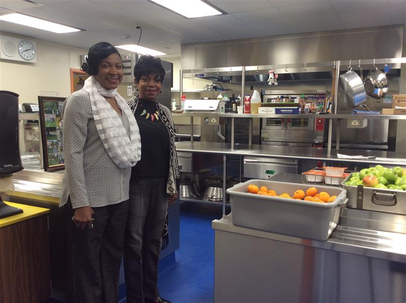 Students Love the $1.6 Million Kitchen Upgrade at Madison Park Upper