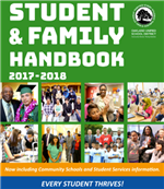 Student & Family Handbook Cover