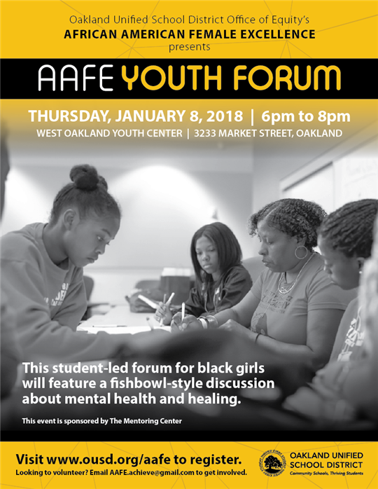AAFE Youth Forum