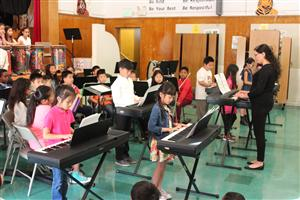 Our Pianists