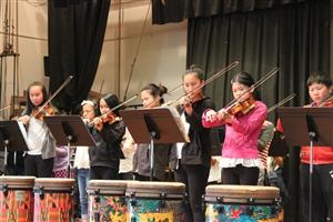 Our String Orchestra