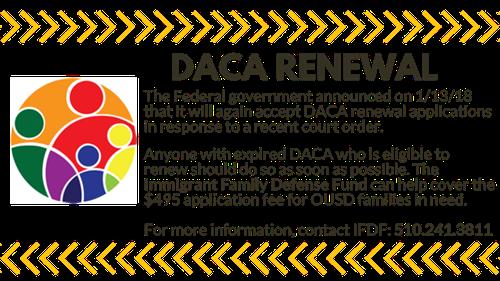 Sanctuary District Deferred Action For Childhood Arrivals Daca