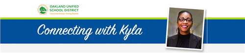 Connecting with Kyla