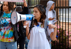 Meet Gema Quetzal: Life Academy 11th Grader and Activist