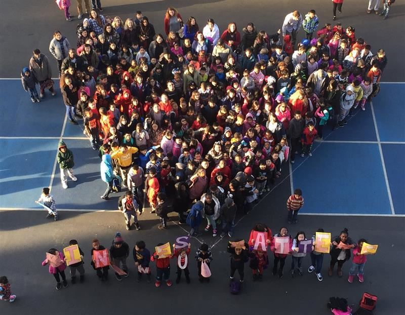 "Bella Vista Students Engage in ""Kindness Challenge"""