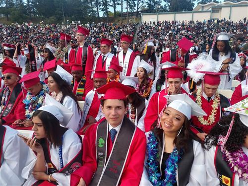 Skyline High School Graduation 2019