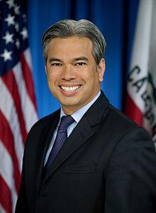 District 18 Assemblymember Rob Bonta