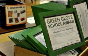 Green Gloves Award