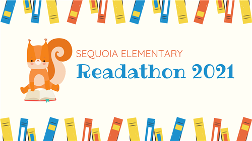 The 2021 Sequoia Readathon runs from April 23 to May 6! Read your heart out & support Sequoia!