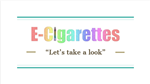 E-Cigarettes PPT