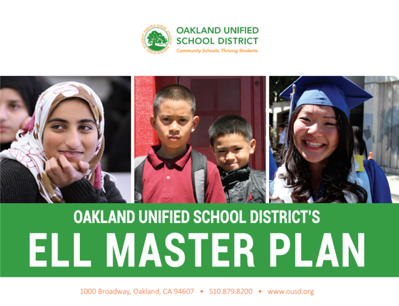 OUSD's ELL Master Plan