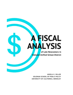 fiscal impact report