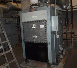 Boiler to be replaced