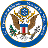 Graphic: National Blue Ribbon Schools Award - Click to Learn More!