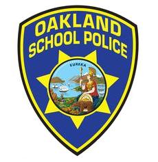 Oakland School Police logo