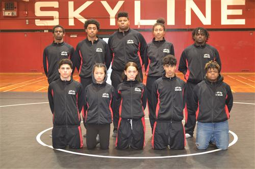 Boys & Girls 2016-17 Wrestling Team