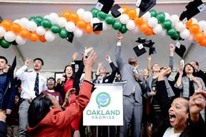 Oakland Promise Launch