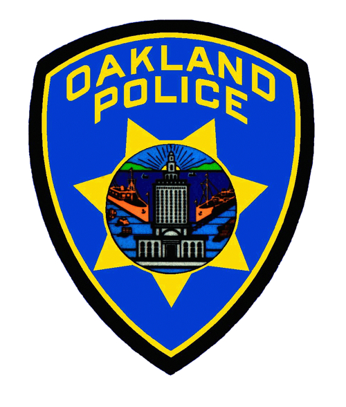 Oakland Police Department Shiled Logo