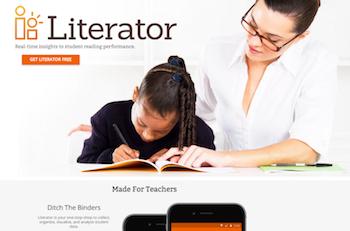 Click to visit Literator