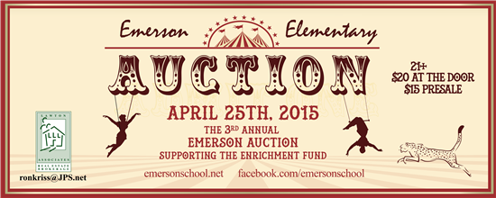 Emerson Auction