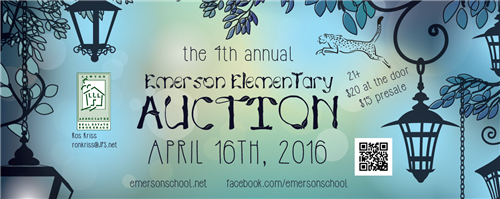 4th Annual Emerson Auction