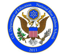 2011 National Blue Ribbon logo